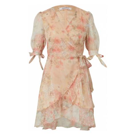 GLAMOROUS Sukienka koszulowa różowy / różowy pudrowy