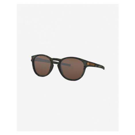 Oakley Latch™ Olive Camo Okulary przeciwsłoneczne Zielony