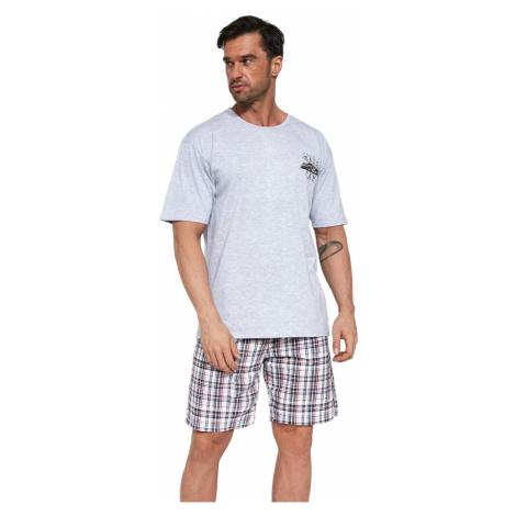 Męskie piżamy Cornette