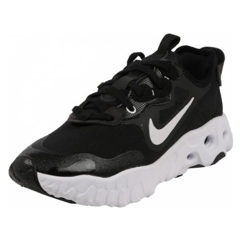 Nike Sportswear Trampki niskie 'React Art3mis' biały / czarny