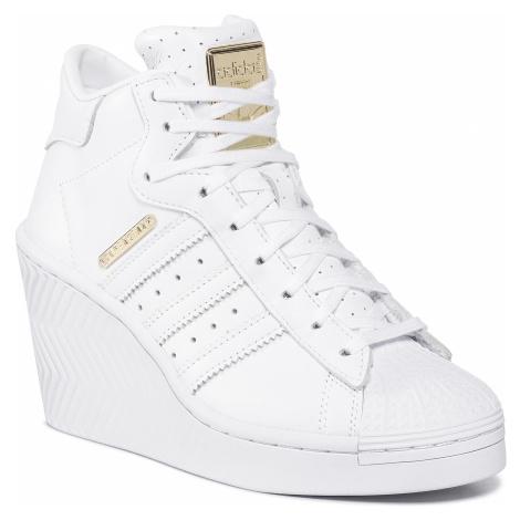 Buty adidas - Superstar Ellure W FW3198 Ftwwht/GoldMt/Cblack