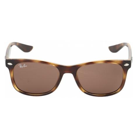 Ray-Ban Okulary przeciwsłoneczne 'JUNIOR NEW WAYFARER' brązowy