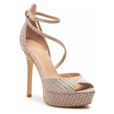 Sandały GUESS - Lohana3 FL5LH3 FAM03 WHIBE