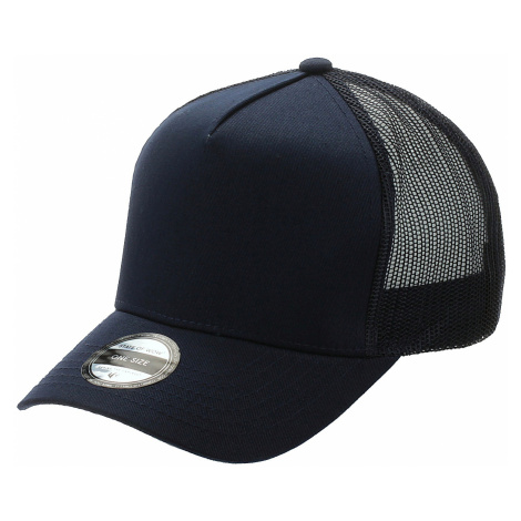 czapka z daszkiem State of WOW Reed Baseball Trucker - Navy/Navy