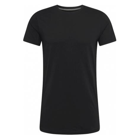 !Solid Koszulka 'Dew' czarny