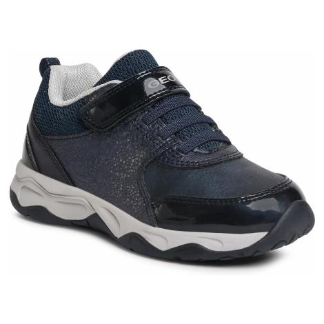 Sneakersy GEOX - J Calco G. B J04CMB 0PVEW C4064 S Navy