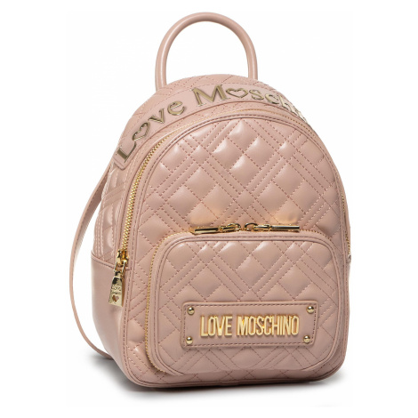 Plecak LOVE MOSCHINO - JC4009PP1ALA0600 Rosa
