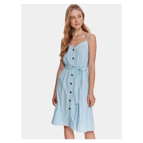TOP SECRET jasno niebieska sukienka