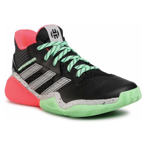 Buty adidas - Harden Stepback J FW8545 Cblack/Gretwo/Glomin