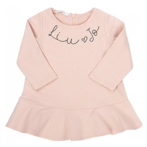 Liu Jo Kids Bluzka H69088 F0594 Różowy Regular Fit