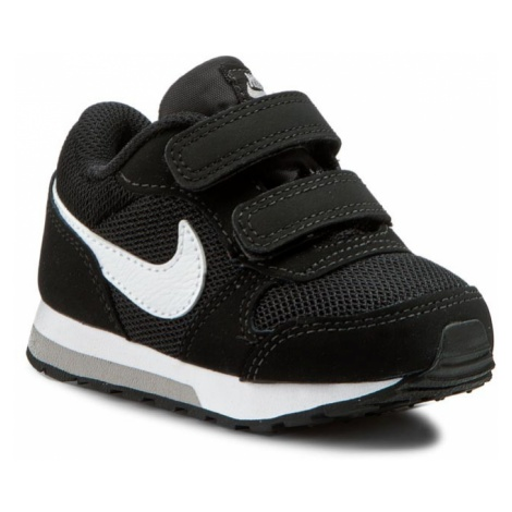 Buty NIKE - Md Runner 2 (TDV) 806255 001 Black/White/Wolf Grey