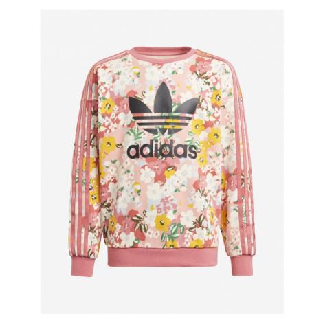 adidas Originals Her Studio London Bluza dziecięca Różowy
