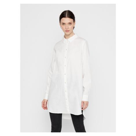 Pieces biała koszula damska Noma