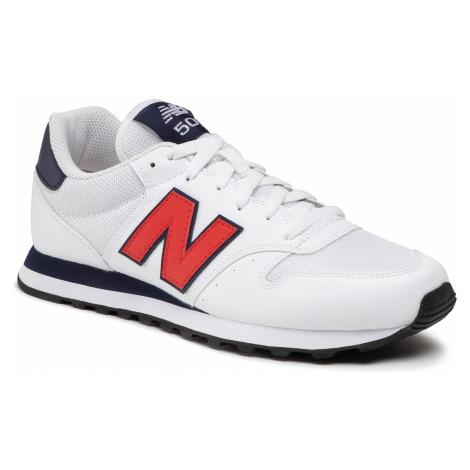 Sneakersy NEW BALANCE - GM500TA1 Biały