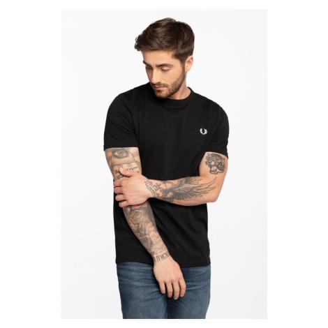 Koszulka Fred Perry Ringer T-Shirt M3519-102 Black