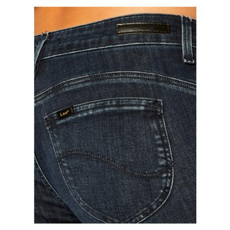 Lee Jeansy Skinny Fit Scarlet Bo L506BWRF Granatowy Skinny Fit