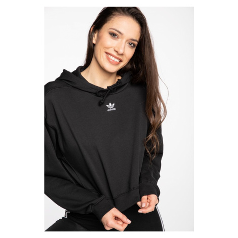 Bluza adidas Z Kapturem Hoodie Gn4777 Black