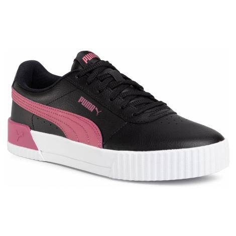 Sneakersy PUMA - Carina L 370325 31 Puma Black/Rose Wine