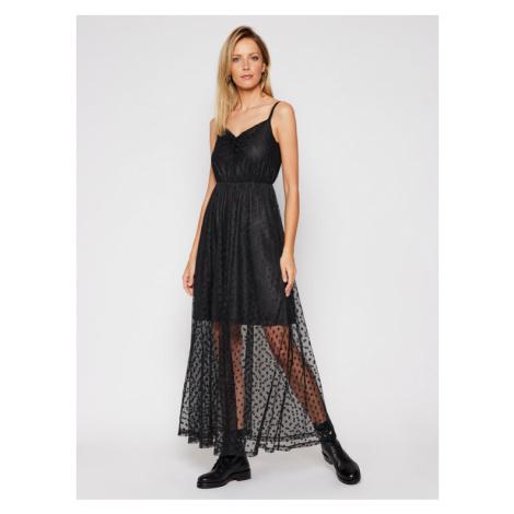 Guess Komplet sukienka letnia i sweter Sadia W0BK63 KA6I0 Czarny Regular Fit