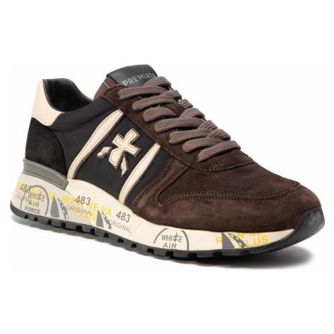 Sneakersy PREMIATA - Lander 4142 Brown 1