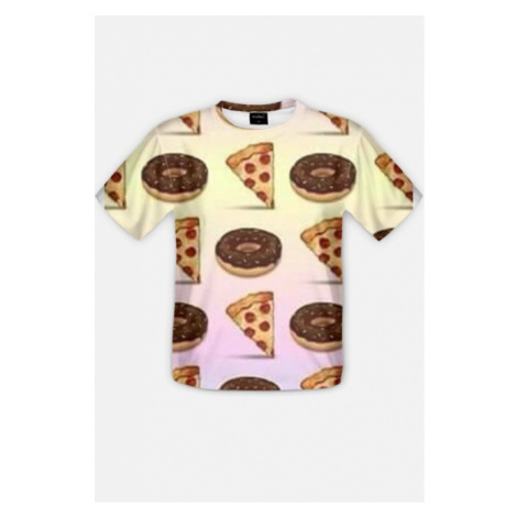 Pizza donut | t-shirt męski