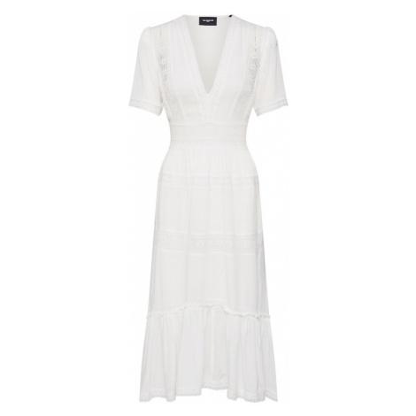 The Kooples Letnia sukienka biały