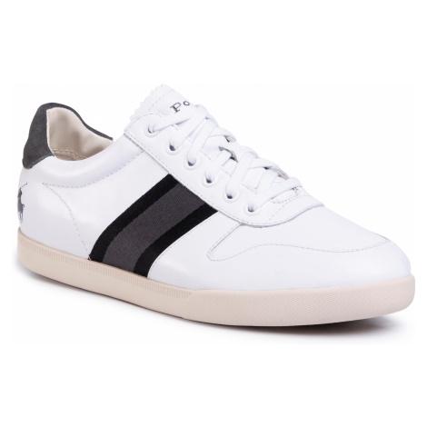 Sneakersy POLO RALPH LAUREN - Camilo 809791878001 White/Black/Grey