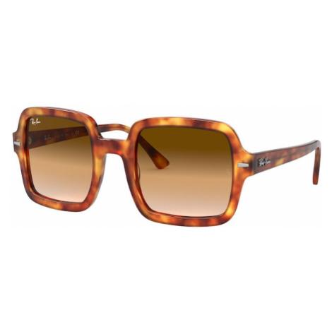 Ray-Ban Okulary przeciwsłoneczne brązowy / czerwony