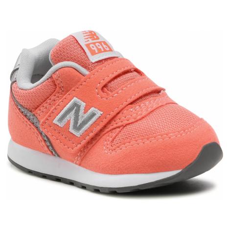 Sneakersy NEW BALANCE - IZ996CCP Pomarańczowy