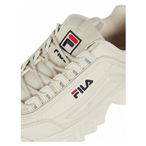 """Sneakersy """"Disruptor Low"""" z wyhaftowanym logo Fila"""