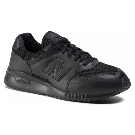 Sneakersy NEW BALANCE - ML570HJB Czarny