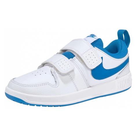 Nike Sportswear Trampki 'Pico 5' biały / błękitny