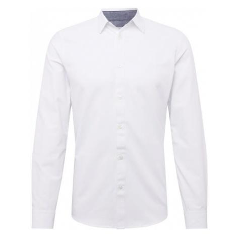 Only & Sons Koszula 'TRAVIS LS THIN OXFORD' biały