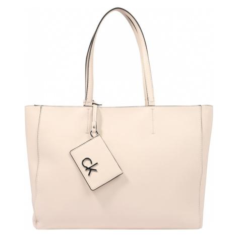 Calvin Klein Torba shopper pastelowy róż