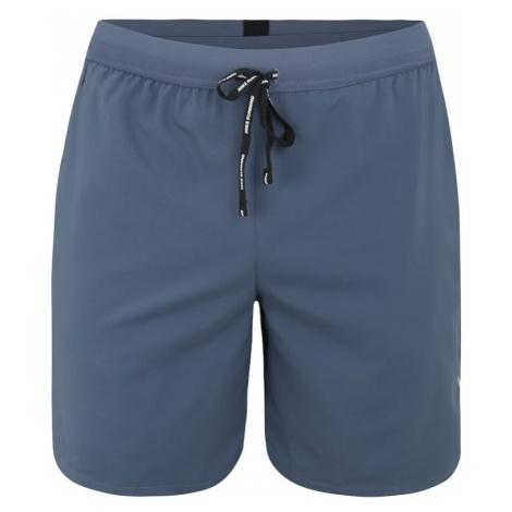 NIKE Spodnie sportowe 'STRIDE 2IN1' niebieski