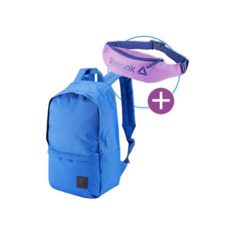 Reebok Style Foundation Backpack + Reebok Found Waistbag (CD2159B)