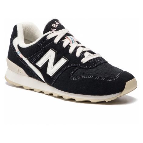 Sneakersy NEW BALANCE - WR996YB Czarny