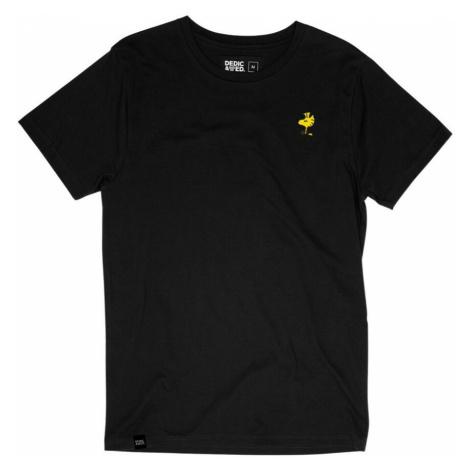 Dedicated, Camiseta Stockholm Woodstock Czarny, male, rozmiary: