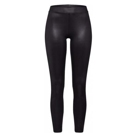 SISTERS POINT Spodnie 'GAM-LEG' czarny
