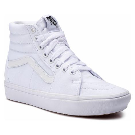 Sneakersy VANS - Comfycush Sk8-Hi VN0A3WMBVNG1 (Classic) True White/True