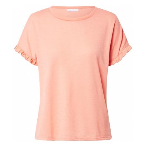 VILA Koszulka 'BARIA' koralowy