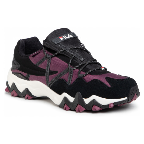 Sneakersy FILA - Trail-R Cb 1011050.41A Blackberry Wine/Black