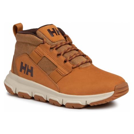 Sneakersy HELLY HANSEN - Jaythen X2 115-01.725 Honey Wheat/Coffee Bean/Soccer Gum