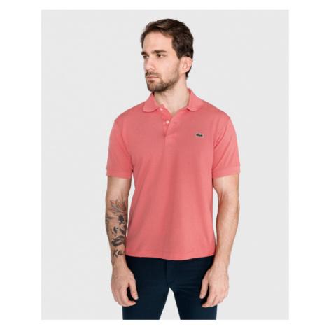 Lacoste Polo Koszulka Różowy