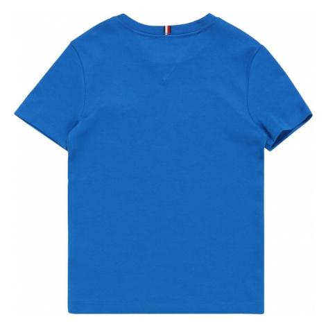TOMMY HILFIGER Koszulka 'ALPINE' niebieski / czerwony / czarny / biały