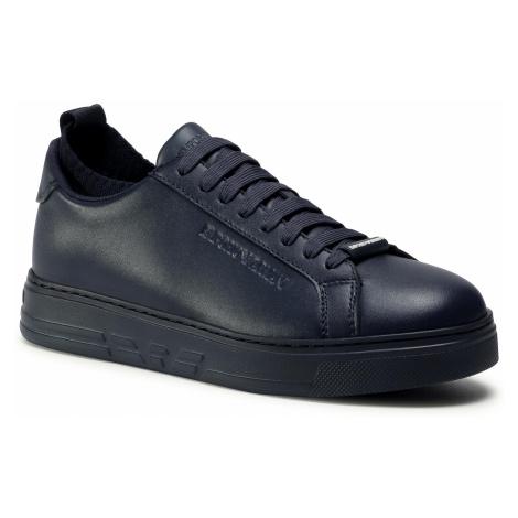 Sneakersy EMPORIO ARMANI - X4X308 XM485 C799 Blue Navy/Blue Navy