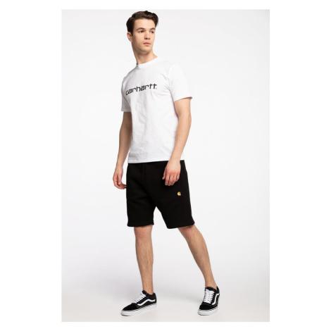 Spodenki Carhartt Wip Chase Sweat Short I028950-8990 Black