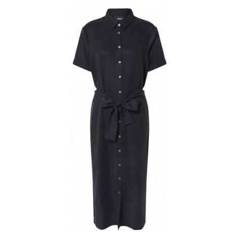OBJECT Sukienka koszulowa 'Isabella' czarny