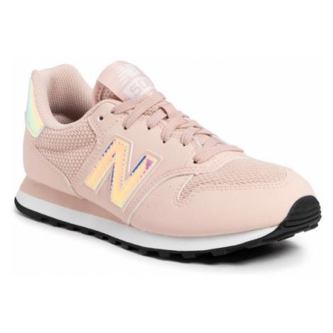 New Balance Sneakersy GW500HGY Różowy