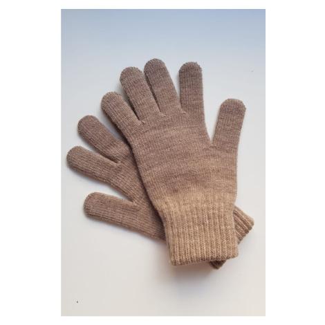 Kamea Woman's Gloves K.20.964.04 Dark